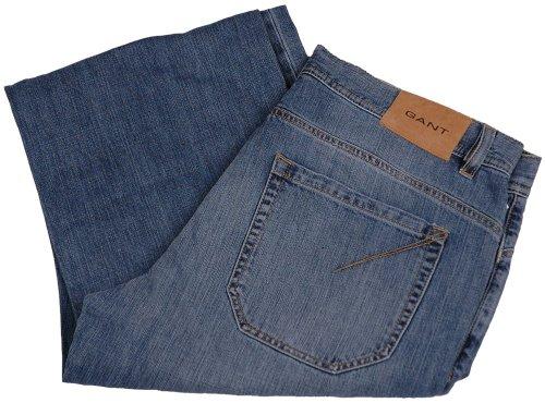 GANT Herren Jeans Hose 2.Wahl, Model: RORY, Farbe: blau, --- NEU ---, UPE: 149.90 Euro