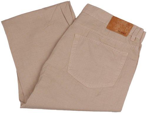 GANT Herren Jeans Hose 2.Wahl, Model: Tyler, Farbe: beige, NEU -, UPE: 119.90 Euro