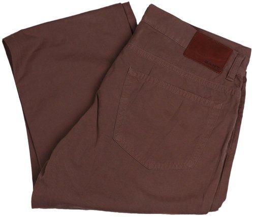 GANT Herren Jeans Hose 2.Wahl, Model: TYLER, Farbe: braun, --- NEU ---, UPE: 119.90 Euro