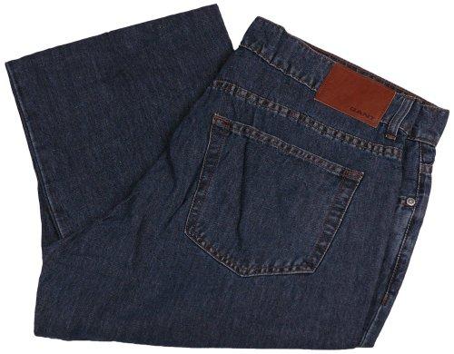 GANT Herren Jeans Hose 2.Wahl, Model: TYLER, Farbe: dunkelblau, --- NEU ---, UPE: 149.90 Euro