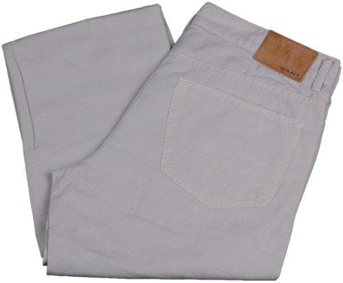 GANT Herren Jeans Hose 2.Wahl, Model: TYLER, Farbe: hellgrau, --- NEU ---, UPE: 119.90 Euro