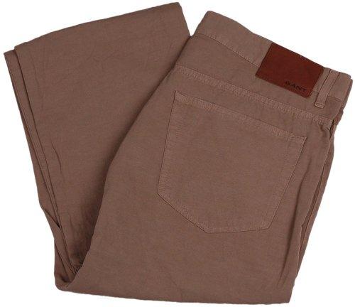 GANT Herren Jeans Hose 2.Wahl, Model: Tyler, Farbe: Khaki, UPE: 119.90 Euro