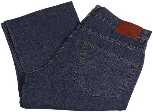 GANT Herren Jeans Hose , Model: JASON, Farbe: blau, --- NEU ---, UPE: 149.90 Euro