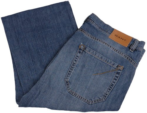 GANT Herren Jeans Hose , Model: RORY, Farbe: blau, --- NEU ---, UPE: 149.90 Euro