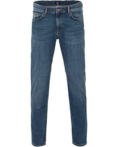 GANT Herren Schlanke Jeans Slim Gant Jean