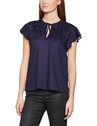 Hilfiger Denim Damen Thdw T-Shirt S/S 18