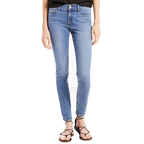 Levi's® Damen Jeans 710 Innovation Super Skinny Fit Summer Swagger Stretch