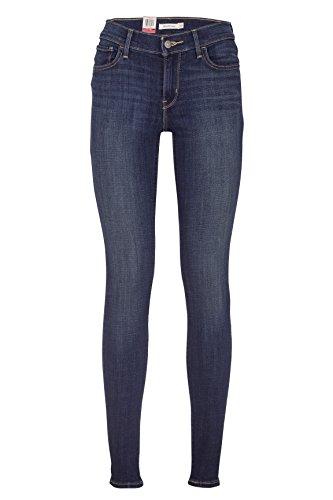 Levi's Damen Jeans Skinny Skinny Jeans 710 SUPER SKINNY 110 EVOLUTION