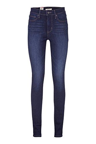 Levi's Damen Jeans Skinny Skinny Jeans SLIMMING SKINNY 0005 UNDERWATER CANYON