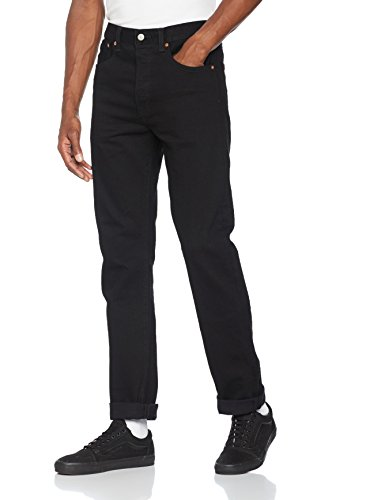Levi's Herren Jeans 501 Tapered Fit Jeans