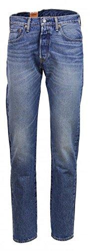 Levi's Herren Jeans 501 Original Straight Fit
