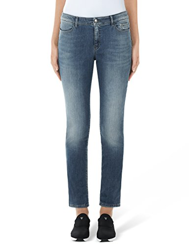 Marc Cain Additions Damen Straight Jeans GA 82.27 D14