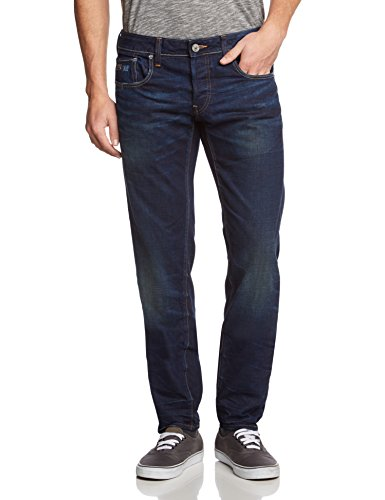 G-STAR Herren 3301 Low Tapered Jeans
