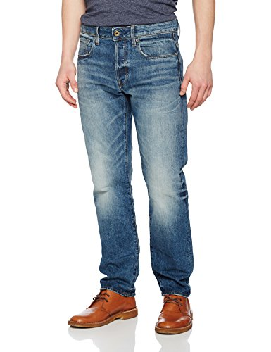 G-STAR RAW Herren Jeans 3301 Straight