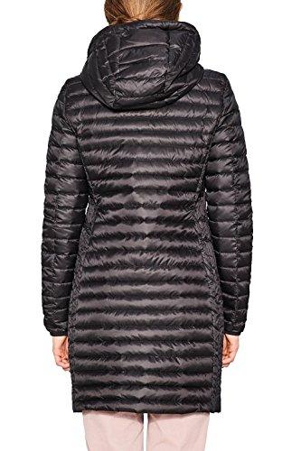 ESPRIT Damen Mantel 077EE1G010, Schwarz (Black 001), X-Small