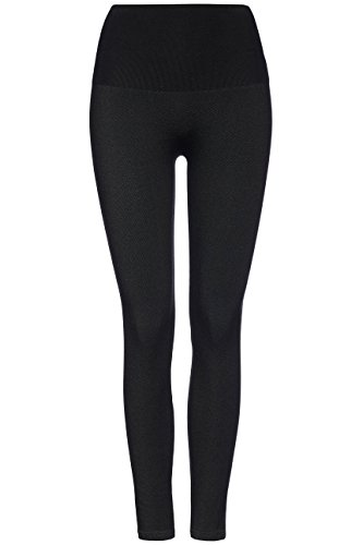 FIND Damen Leggings mit Optik
