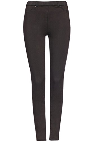 FIND Damen Röhrenjeans Comfort Stretch Grey