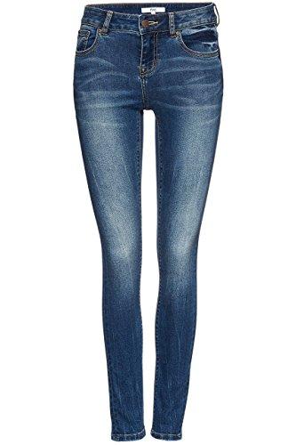 Amazon-Marke: find. Damen Skinny Jeans mit mittlerem Bund