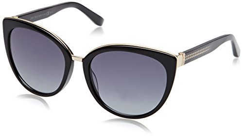 Jimmy Choo Sonnenbrille Dana/S Hd Black, 56