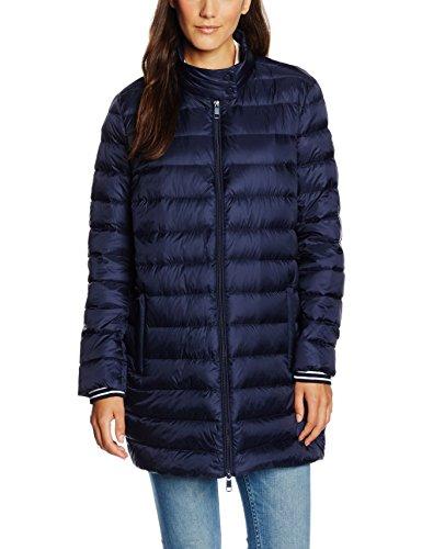 Tommy Hilfiger Damen Mantel Ino LW Down Coat Blau (Navy Blazer 400), 40 (Herstellergröße: L)