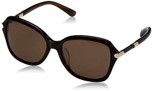Jimmy Choo Sonnenbrille Giorgy/F/S Ej Havana Brown, 57