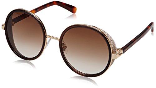 Jimmy Choo Sonnenbrille Andie/S Jd oro rosa y marrón, 54