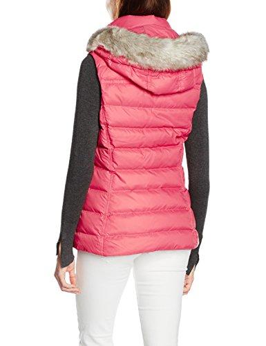 tommy hilfiger damen weste new tyra down vest rosa rapture rose 734 42 herstellergr e xl. Black Bedroom Furniture Sets. Home Design Ideas