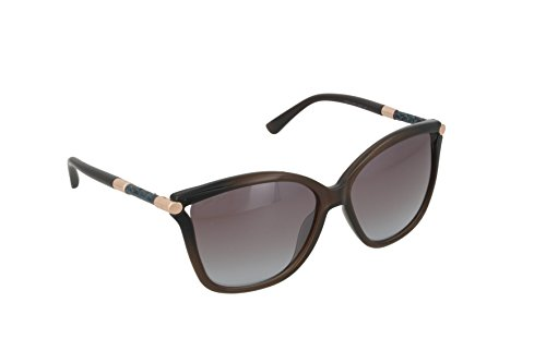 Jimmy Choo Sonnenbrille Tatti/S Tf Transparent Brown, 58