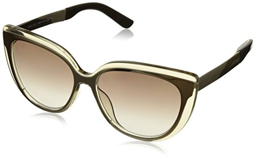 Jimmy Choo Sonnenbrille Cindy/S Qh Hny Brw Gold, 57