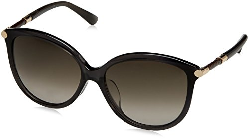 Jimmy Choo Sonnenbrille Tatti/F/S Ha Dark Grey, 58