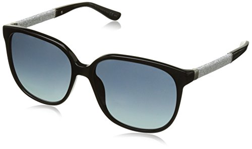 Jimmy Choo Sonnenbrille Paula/S Hd Bk Glitterbk, 57