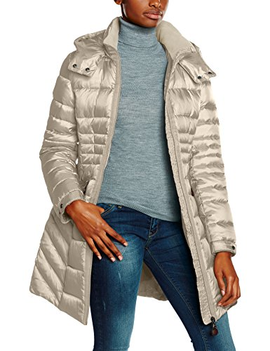 CINQUE Damen Mantel Cigraziella Beige (Beige/Grau 05), 36