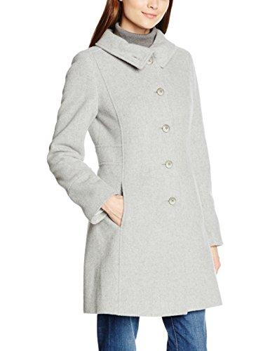 CINQUE Damen Mantel Cilucia Beige (Beige/Hell Grau 09), 42