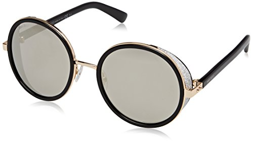 Jimmy Choo Sonnenbrille Andie/S M3 Pink Gold / Black, 54