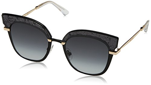 Jimmy Choo Sonnenbrille Rosy/S 9O Black Gold, 51