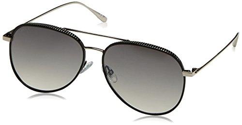 Jimmy Choo Damen Sonnenbrille Reto/S Ic Black Pallad, 57