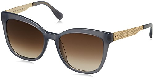 Jimmy Choo Sonnenbrille Junia/S Jd Grey Gold, 55