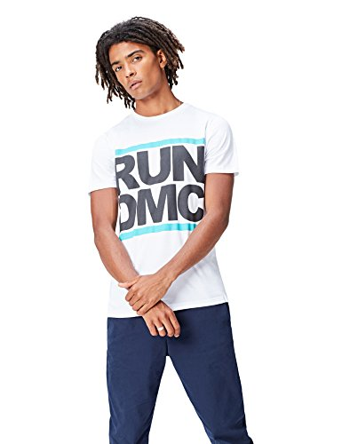 FIND Herren T-Shirt Run DMC Print