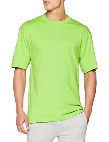 Urban Classics Herren Basic Oversized T-Shirt Tall Tee, einfarbig Größe M bis 6XL