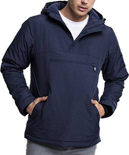 Urban Classics Herren Jacke Padded Pull Over Jacket