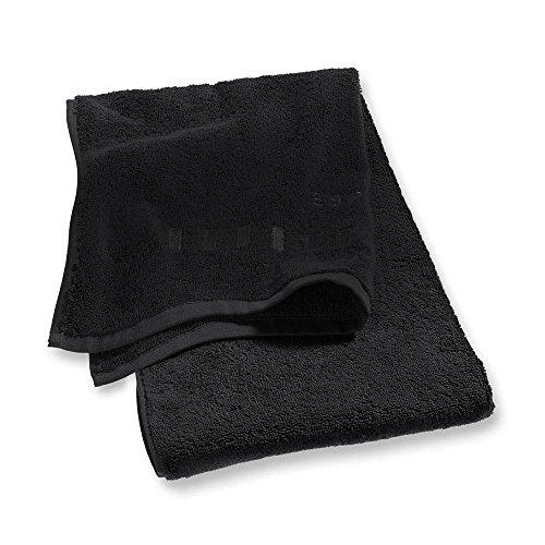 ESPRIT Handtücher Solid Anthracite Gästetuch 35x50 cm