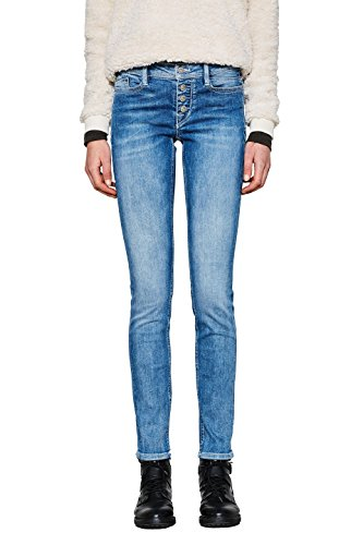edc by ESPRIT Damen Slim Jeans