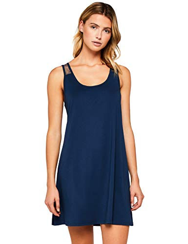 Amazon-Marke: Iris & Lilly Damen Nachthemd mit Spitze
