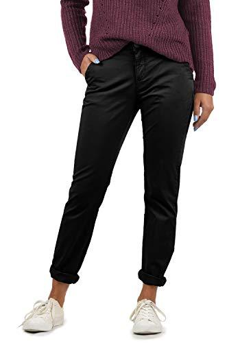 Blend SHE Chilli Damen Chino Hose Stoffhose mit Stretch-Anteil Regular-Fit