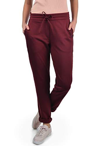 DESIRES Heaven Damen Jerseypants Stoffhose Mit Taschen