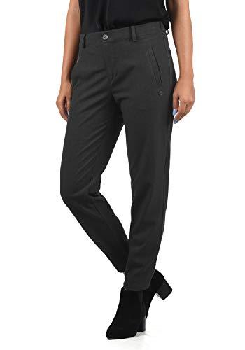 DESIRES Ray Damen Hose Stoffhose Anzugshose Stretch-Matrial Regular Fit