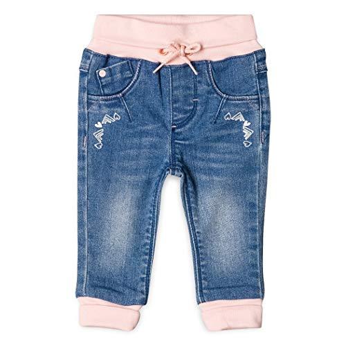 ESPRIT Jogger-Jeans mit Rippbund