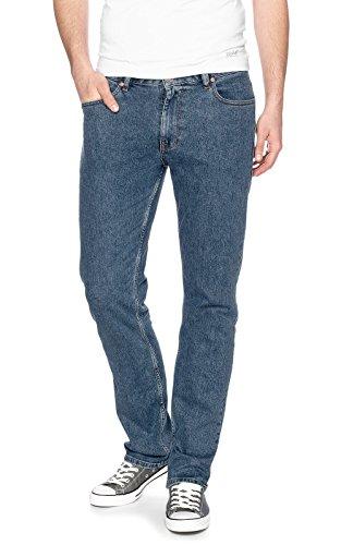 H.I.S Jeans Herren Straight Leg Jeans Stanton