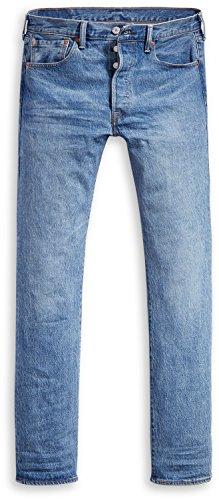 Levi's Herren Straight Jeans 501 Levis Original Fit