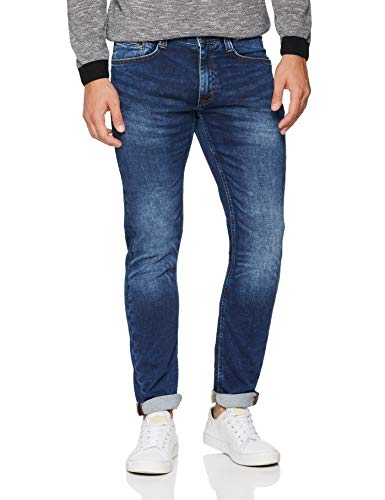 Mustang Herren Tapered Fit Jeans Oregon K